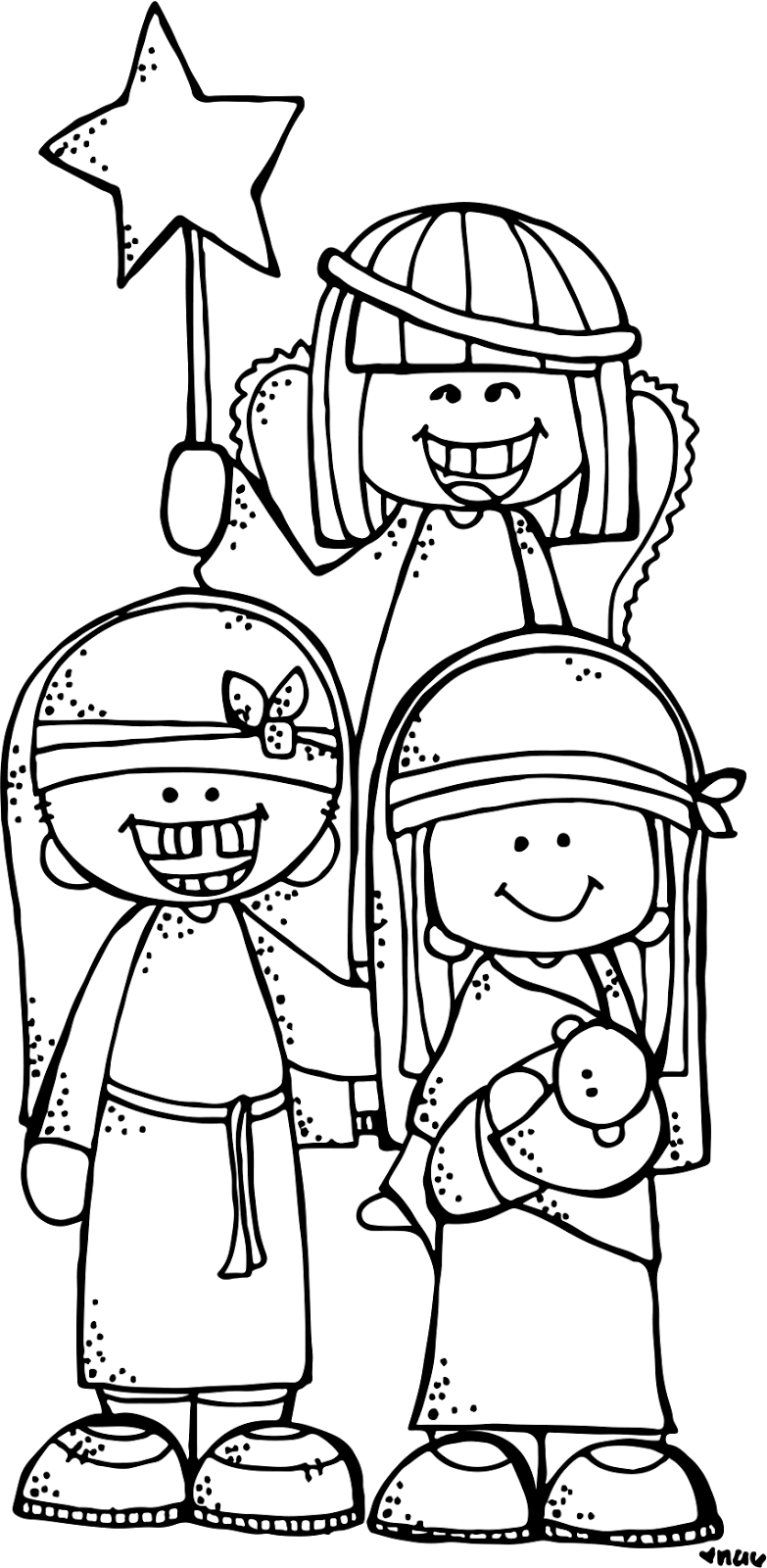 Melonheadz LDS illustrating.