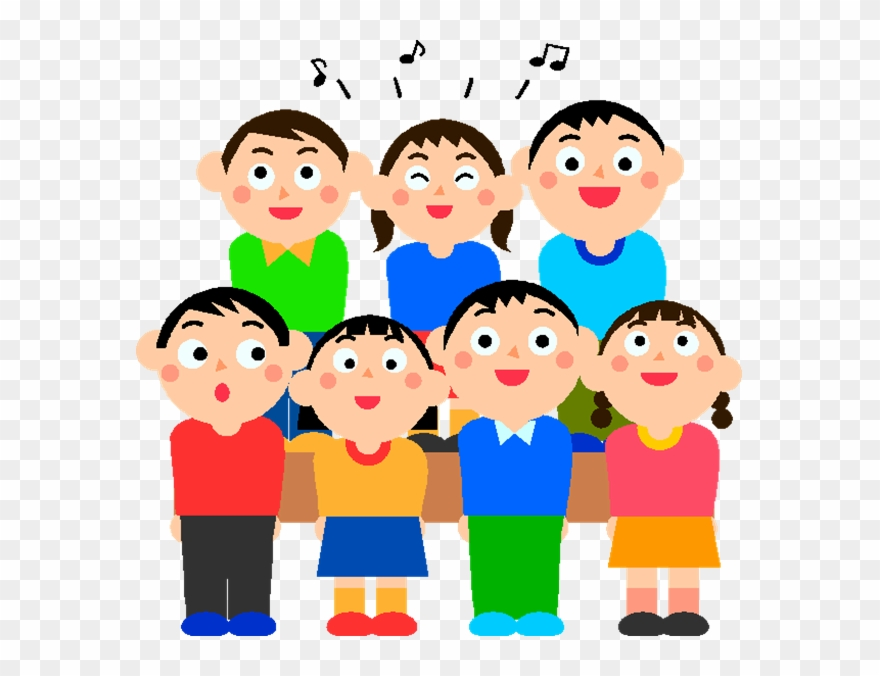 Singer Clipart School Choir.