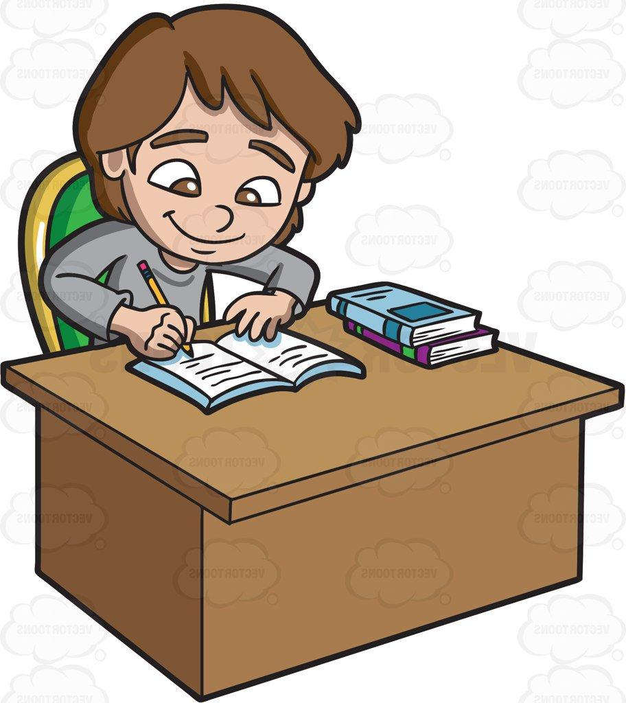 Top People Studying Clip Art Images » Free Vector Art.