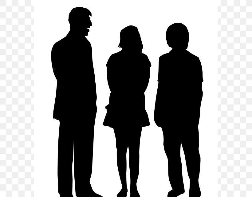 Silhouette People Photography Clip Art, PNG, 600x641px.