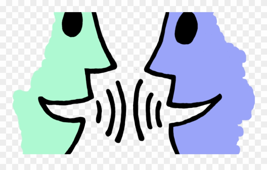Download Free png Conversation Clipart Conversation Spanish.