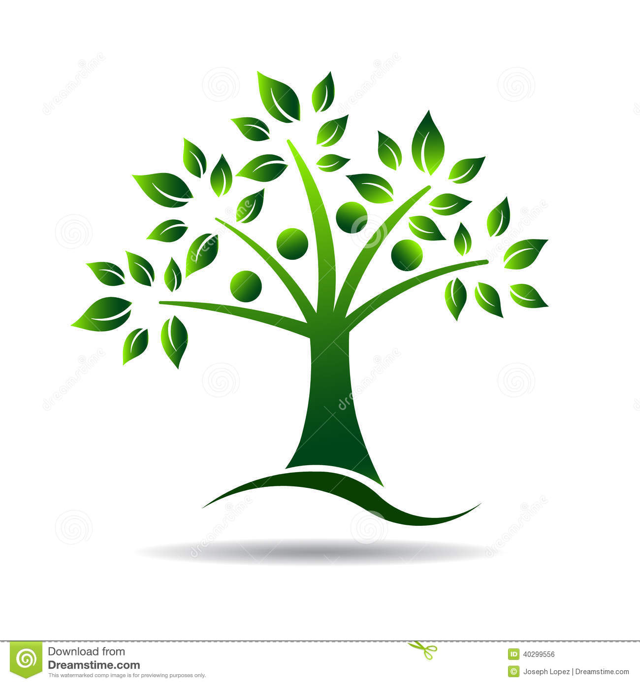 People Tree Stock Images.
