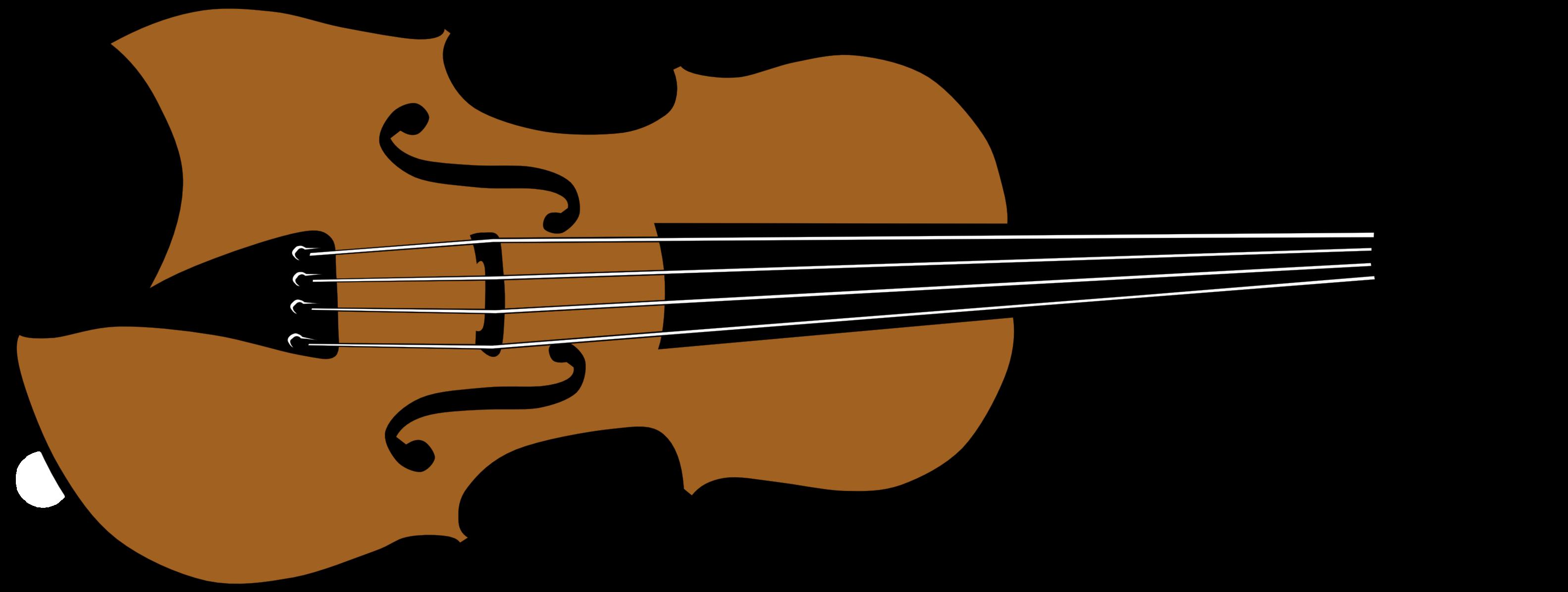 Fiddle Violin Clipart Clip art of Violin Clipart #4976 — Clipartwork.