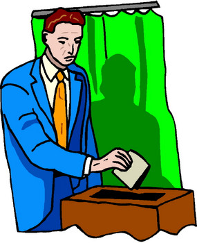 Download mensagem para esposo politico clipart Election.