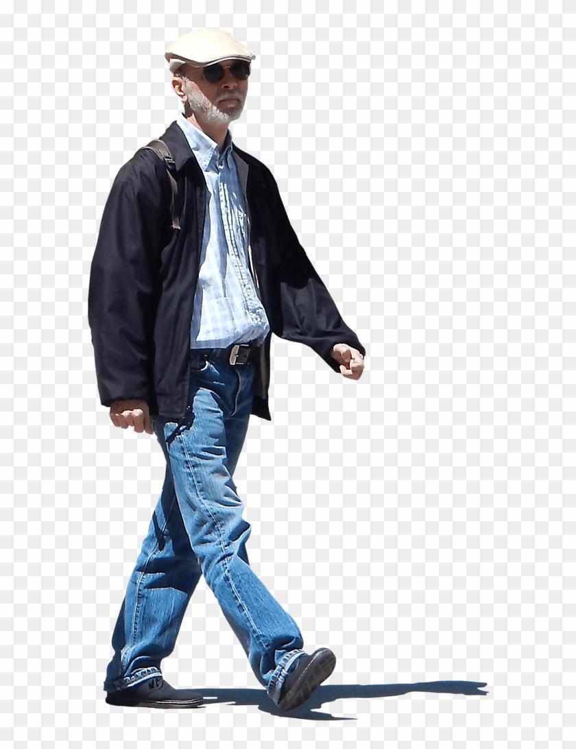 High Resolution People Walking Png.