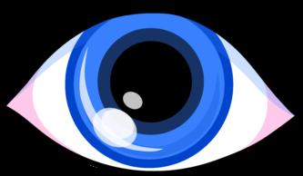 Focus Eye Clipart.