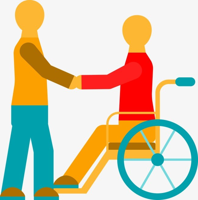 People with disabilities clipart 7 » Clipart Portal.