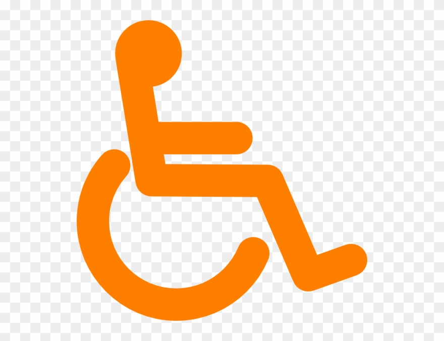 People With Disabilities Icon Clipart (#805493).