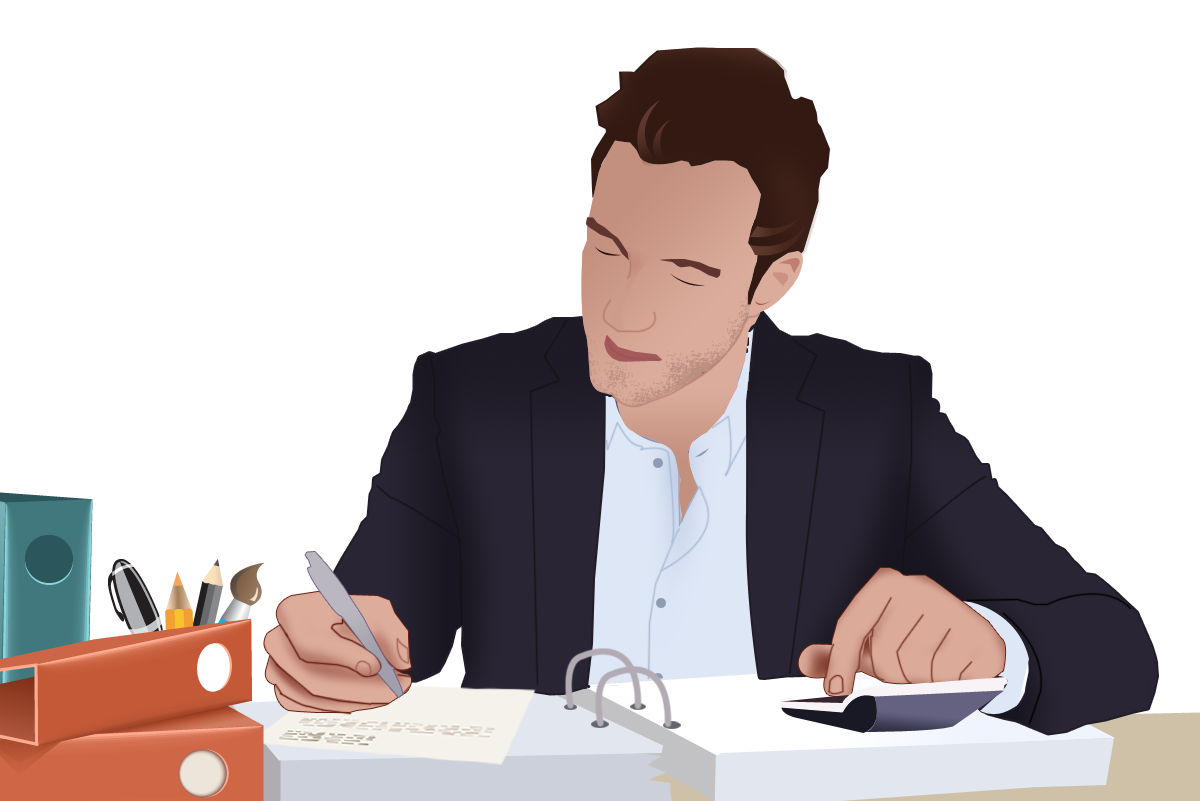 People working in office clipart clipart images gallery for.