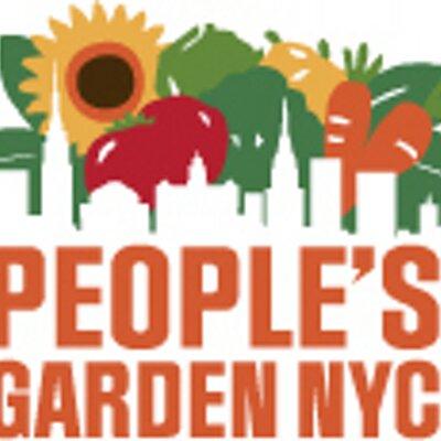 People's Garden NYC (@gardenNYC).
