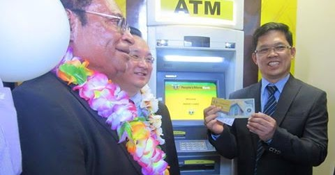 People\'s Micro Bank Launches ATM, EFTPOS and Website.