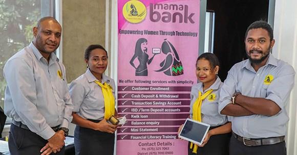 Women\'s Micro Bank: empowering Papua New Guinean women one.
