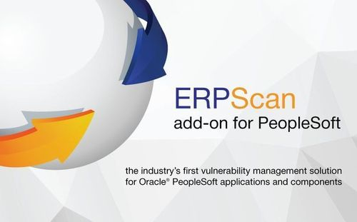 ERPScan Releases the First and Only Vulnerability Management.