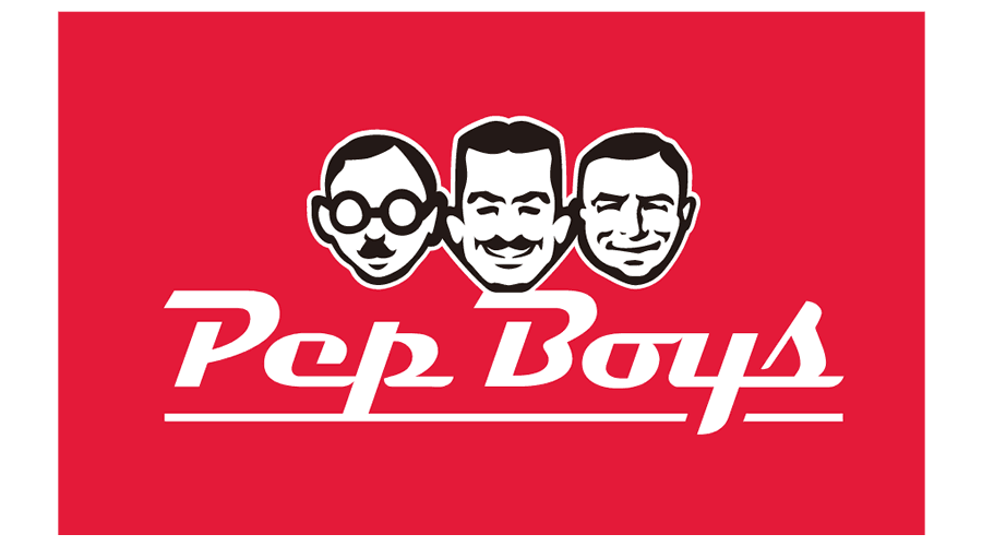 Pep Boys Vector Logo.