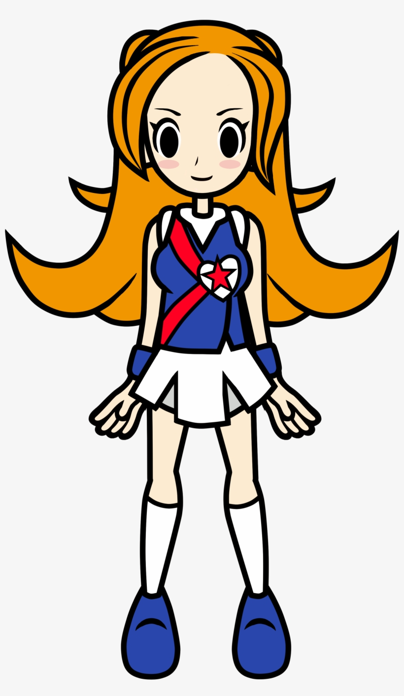 Cheerleader Clipart Pep Squad.