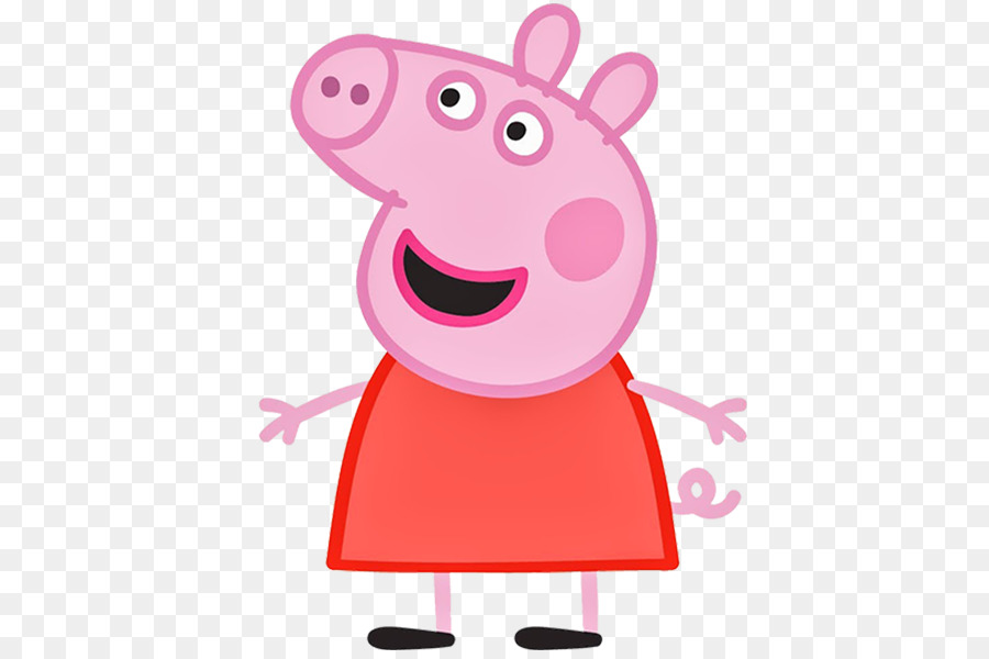 2099 Peppa Pig free clipart.