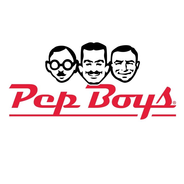 Pep Boys Font.