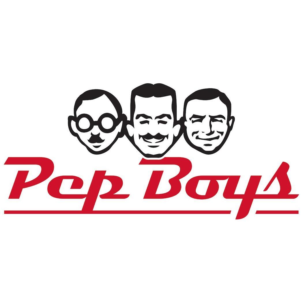 Pep boys Logos.