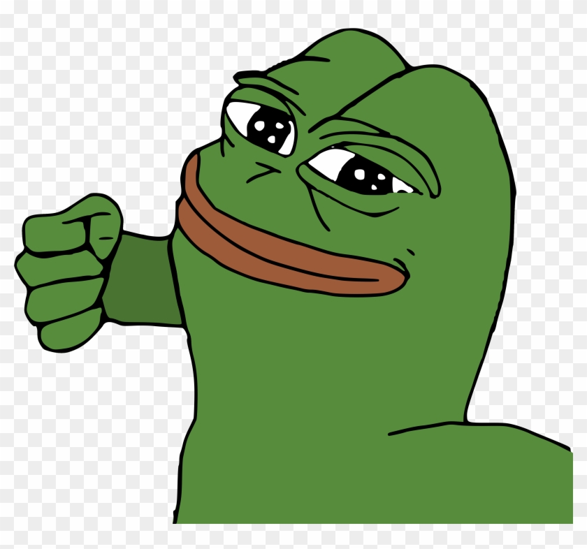 Pepe The Frog Punching Png Pepe The Frog Punching.
