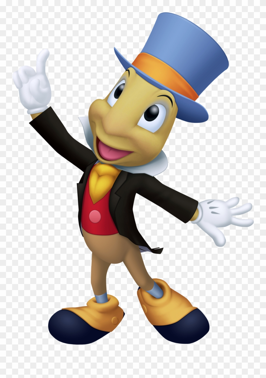 Jiminy Cricket Clipart Dead.