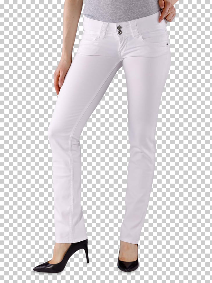 Pepe Jeans Free shipping Leggings Denim, ladies jeans PNG.