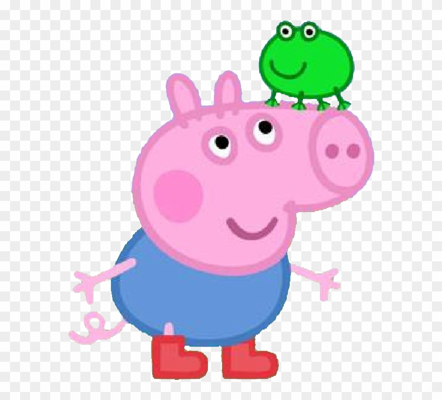 Vector Royalty Free Library Peppa Pig Birthday Clipart.