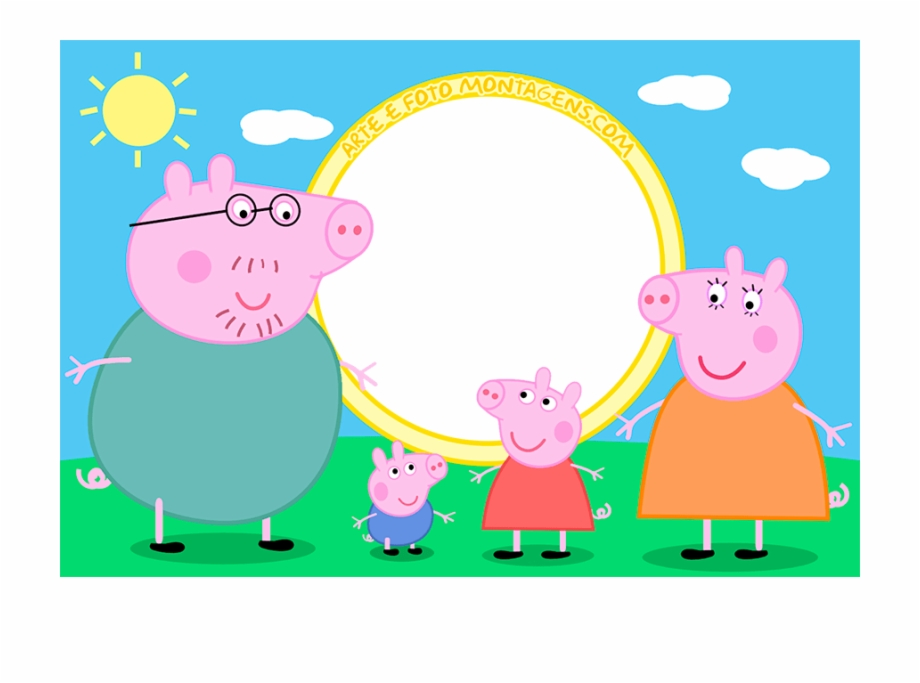 Peppa Pig Birthday Png , Png Download.