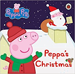 Buy Peppa Pig: Peppa's Christmas Book Online at Low Prices in.