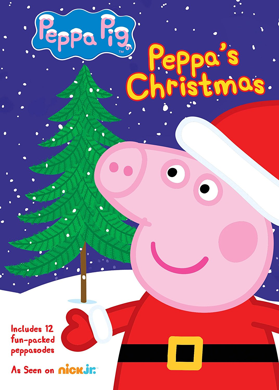 Amazon.com: Peppa Pig: Peppa's Christmas: John Sparkes (voice.