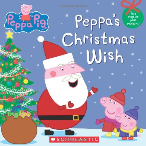 Buy Peppa Pig: Peppa's Christmas Wish Book Online at Low Prices in.