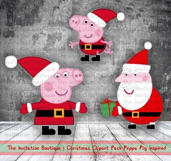 Similiar Peppa Pig Christmas Santa Keywords.