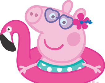 Peppa pig clipart 2 » Clipart Station.