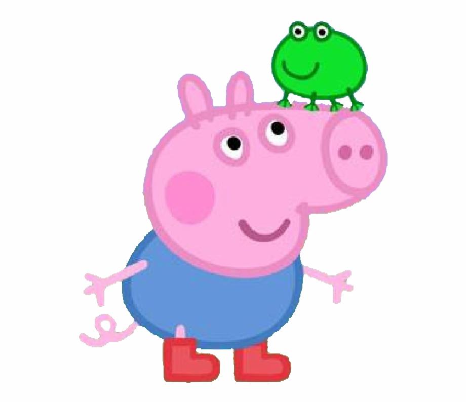 Peppa Pig George Peppa Pig Png.