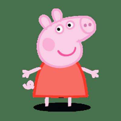 Peppa Pig transparent PNG.