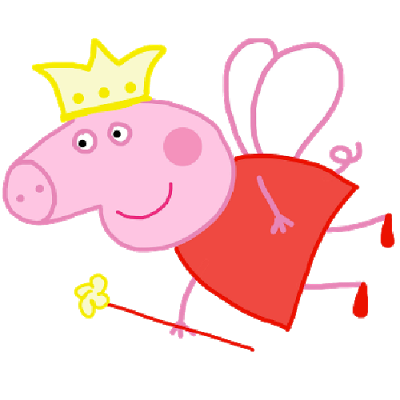 Peppa Pig Clip Art & Peppa Pig Clip Art Clip Art Images.