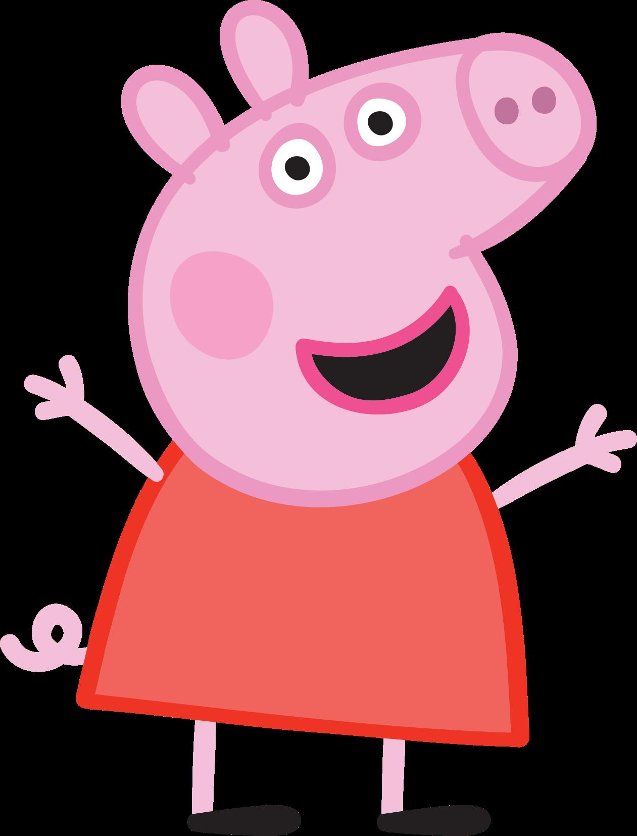 Peppa Pig Clipart.