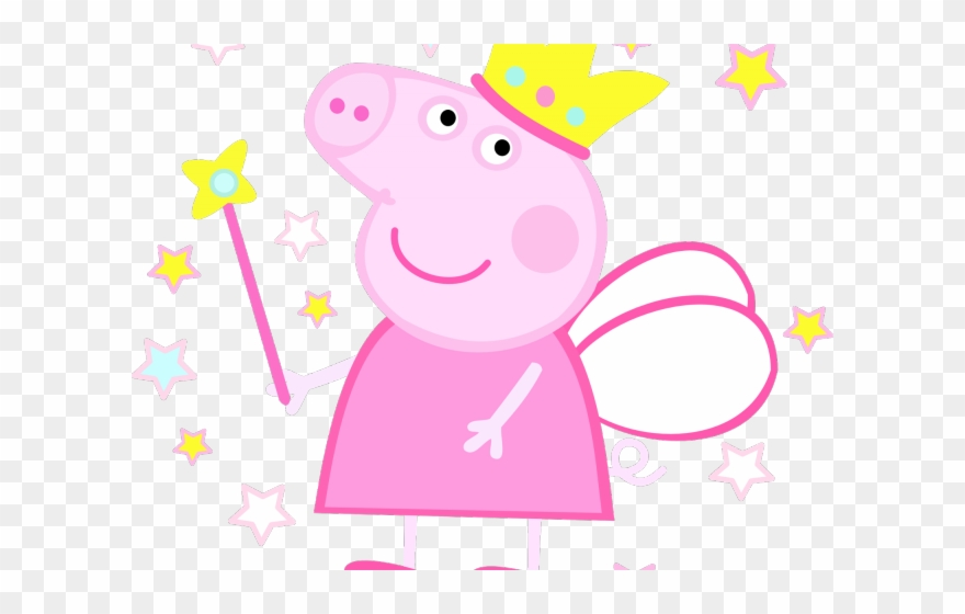 Princess Clipart Pig.