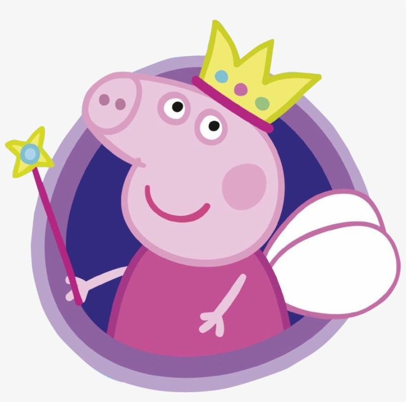 Peppa Pig Princess Png Clip Freeuse Stock.