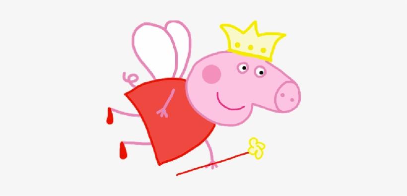 Peppa Pig Fairy Png (+).
