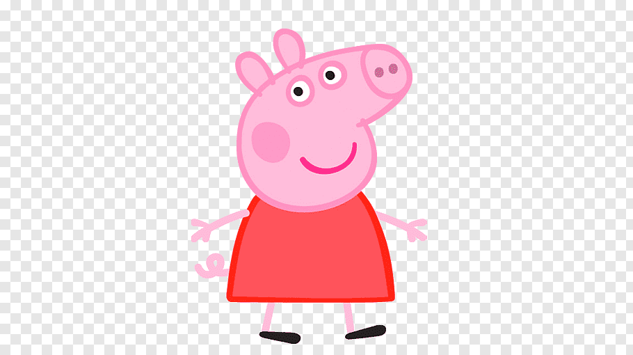 Peppa Pig, Daddy Pig Television show, PEPPA PIG free png.