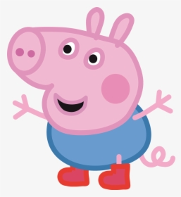Peppa Pig George Clip Art, HD Png Download.