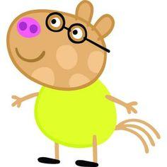 15 mejores imágenes de peppa pig personajes.