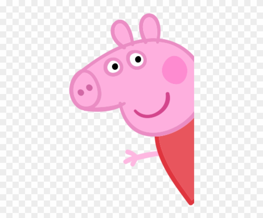 Daddy Pig Png Transparent Background.