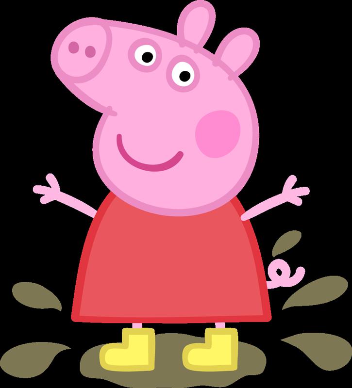 The Lovable Peppa Pig will headline New Horizons Kids.