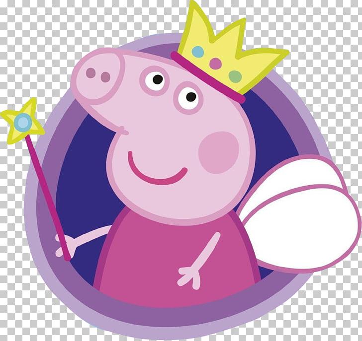 United Kingdom George Pig Princess Peppa Book, motifs PNG.