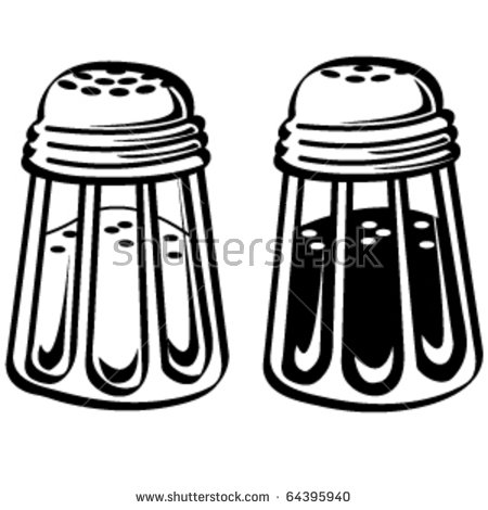 Salt Shaker Stock Images, Royalty.