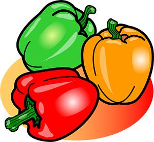 Pepper Clip Art Free.
