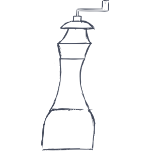 pepper mill clipart, cliparts of pepper mill free download (wmf.