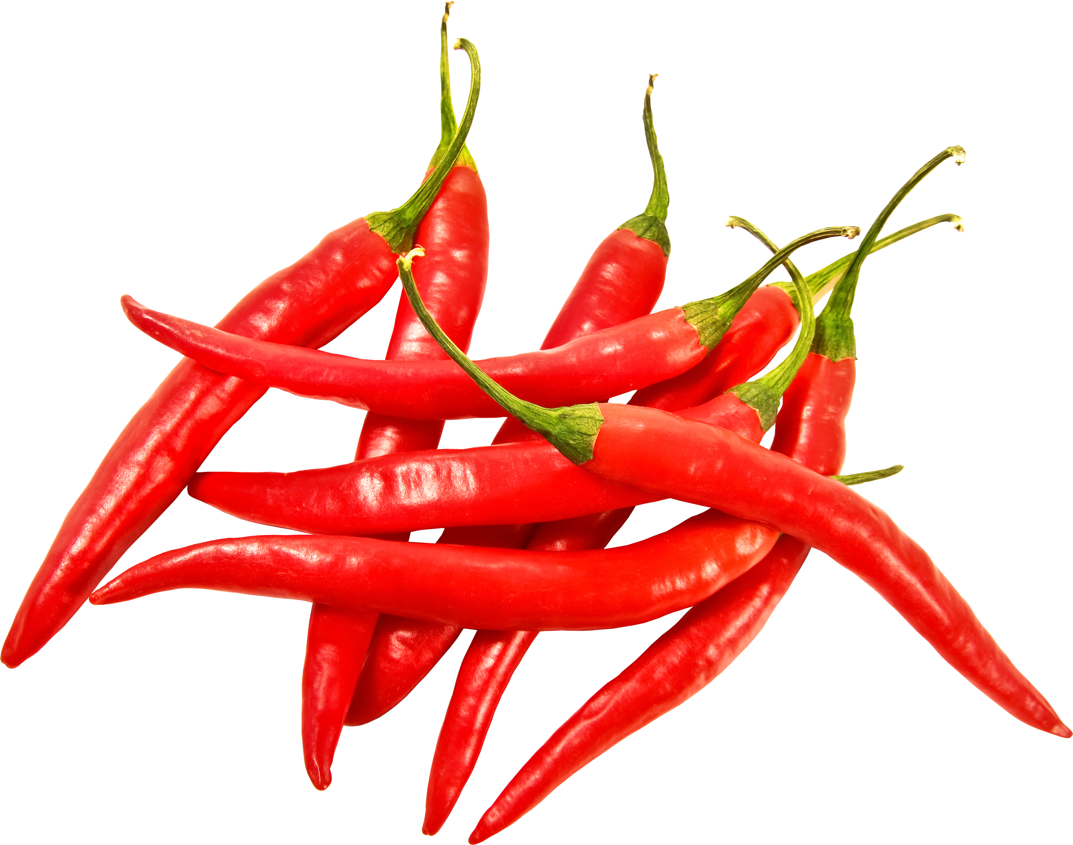 Red Pepper PNG Image.