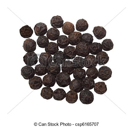 Picture of Black Pepper.